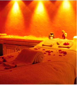 Soin massage amincissant
